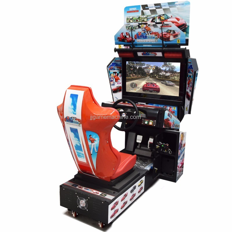 HD Tour video driving simulator car arcade racing game
