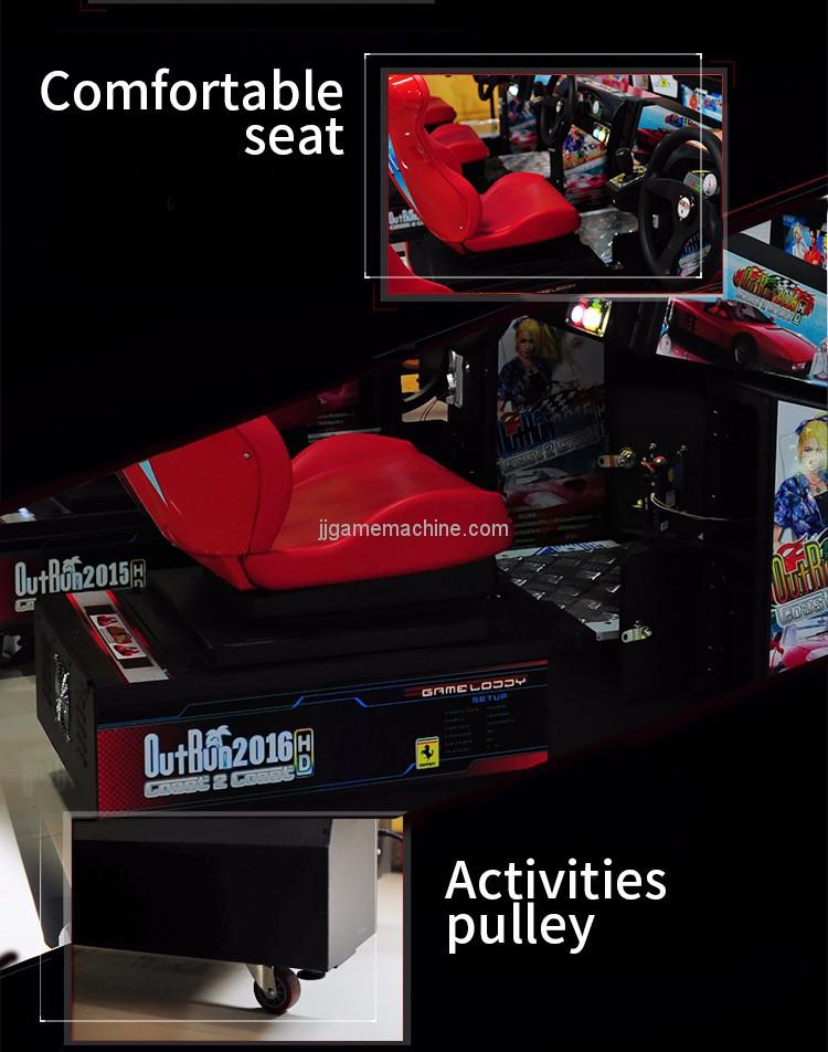 HD Tour seat