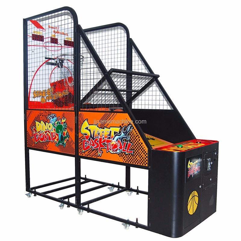 Best Basketball Player street indoor basketball game machine