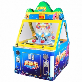 Happy Fishing simulator arcade hunter fish game machine
