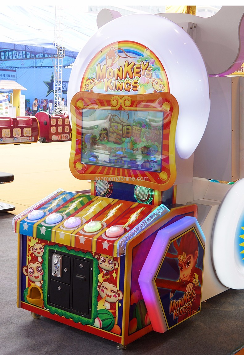 Monkey King coin-operated arcade game machine