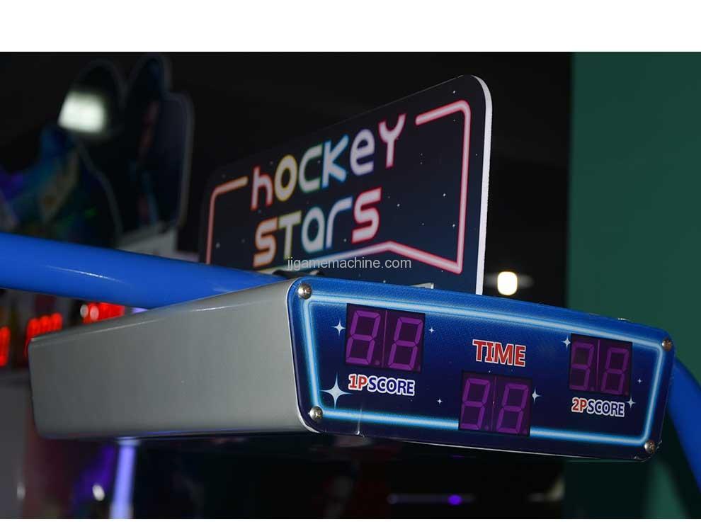 Stars Air Hockey Machine details