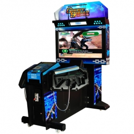 Ghost squad evolution video arcade machine