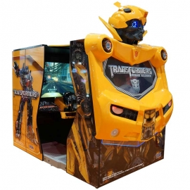 Transformers human alliance video shoot machine