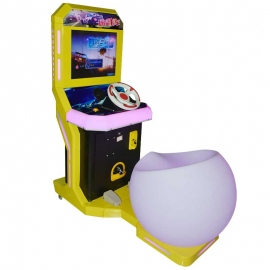 Need for Speed kids video racing game machine