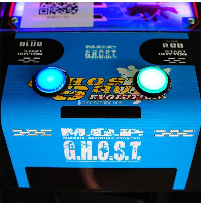 Ghost squad evolution video arcade machine