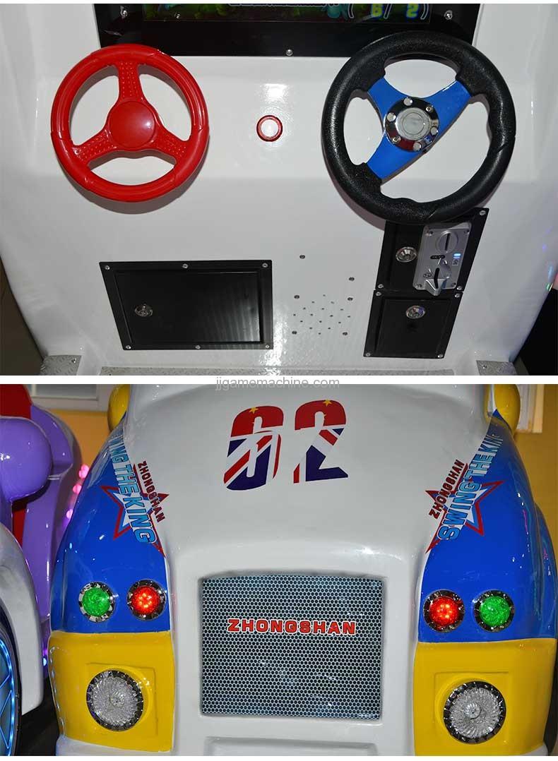 Italian Racing kiddle ride