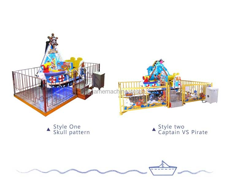 happy pirate ship adventure 2 styles