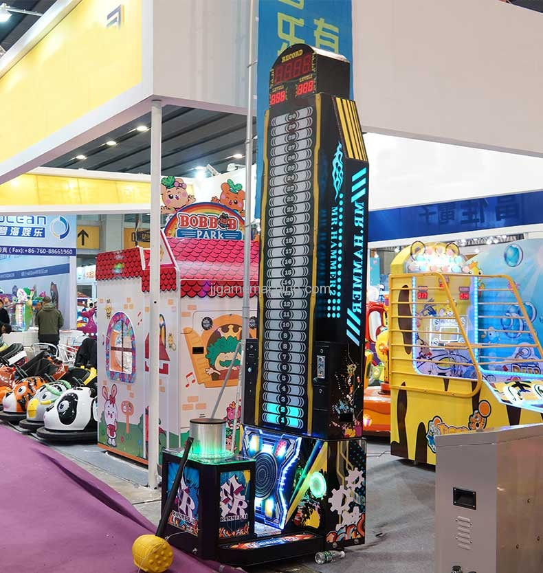 Strong Hammer Arcade game machine