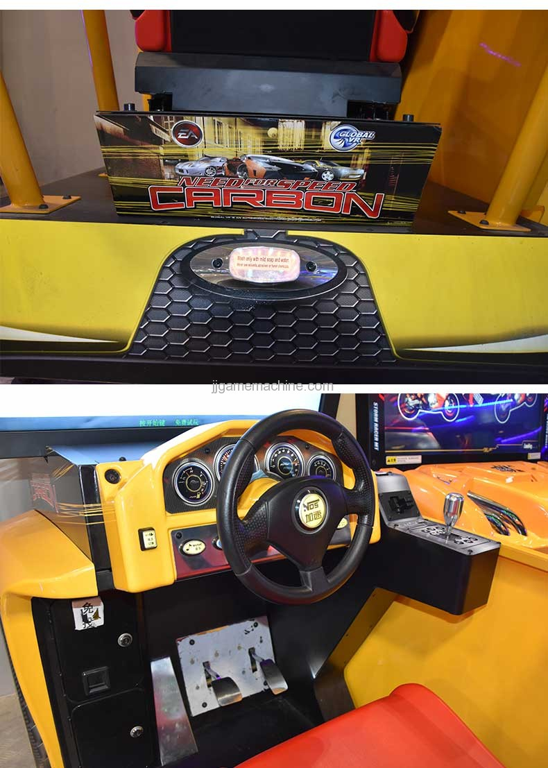 Need for Speed: Carbon arcade racing video machine