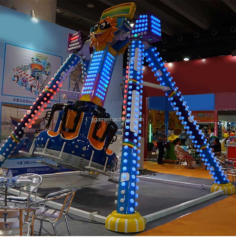 Small color pendulum Indoor/Outdoor playground equipment