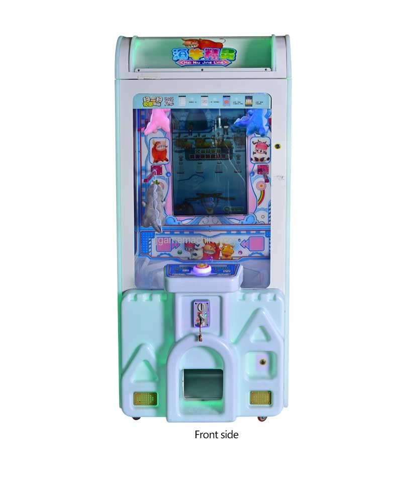 Manatee Spirit gift vending redemption claw machine