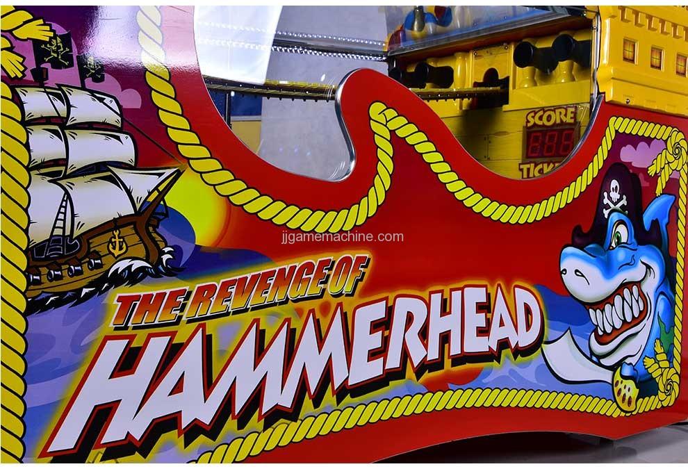 The revenge of HammerHead redemption machine