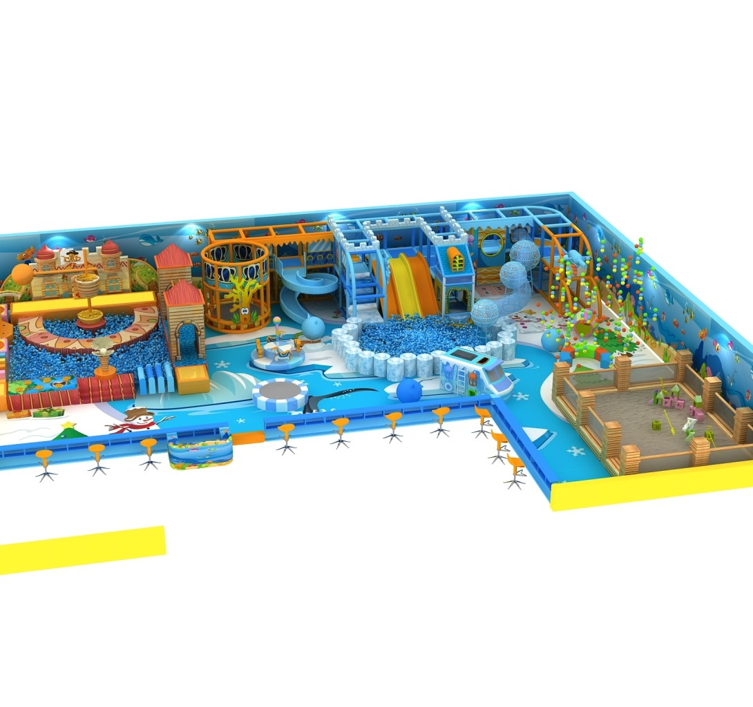 Guangzhou factory amusement park games kids