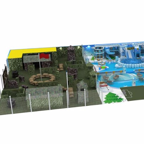 SQV brand kids playground outdoor