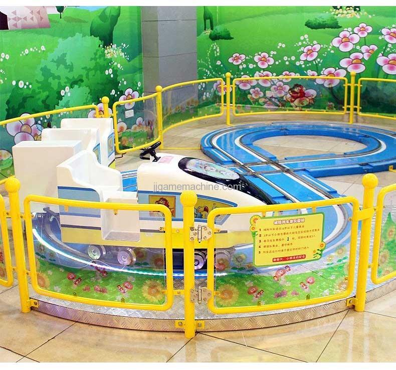 City Track Train simulation track train