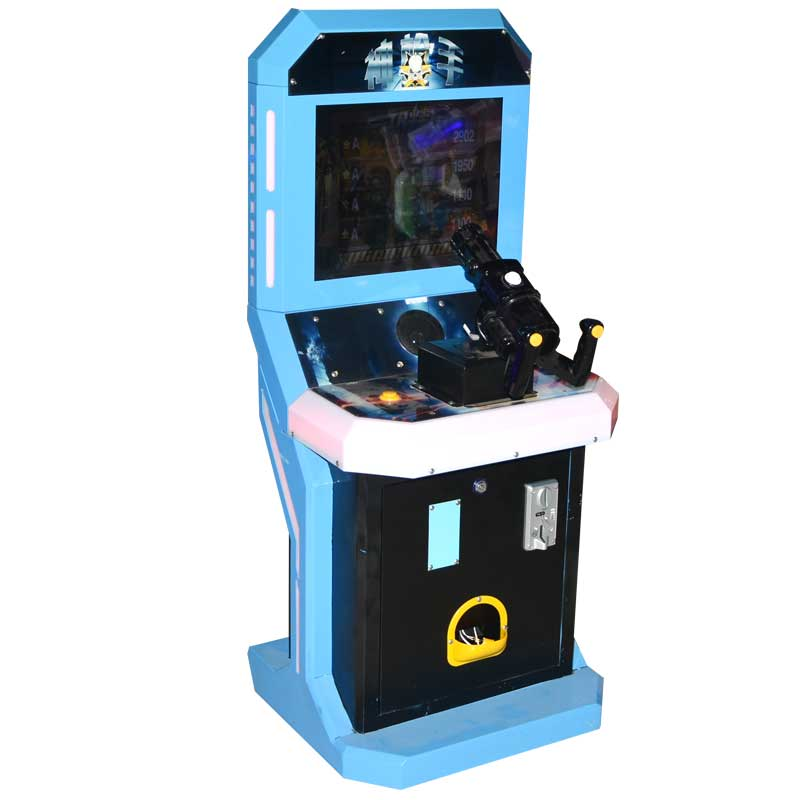 Hot Sharpshooter kids arcade shoot game