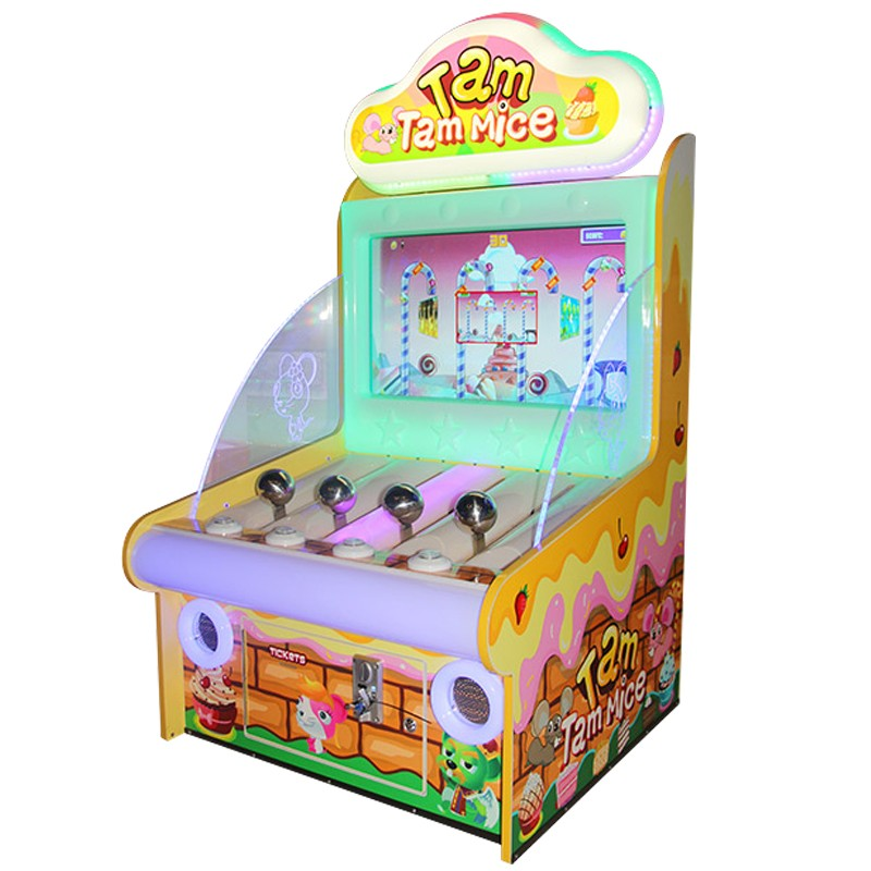 Tam Tam Mice Climb Tree arcade educational machine