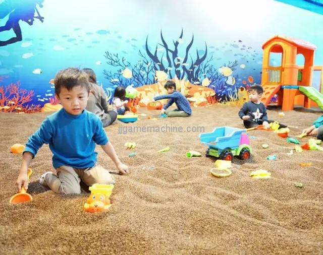Indoor Children's Paradise Business Guide —— Only know how to operate is profitable!