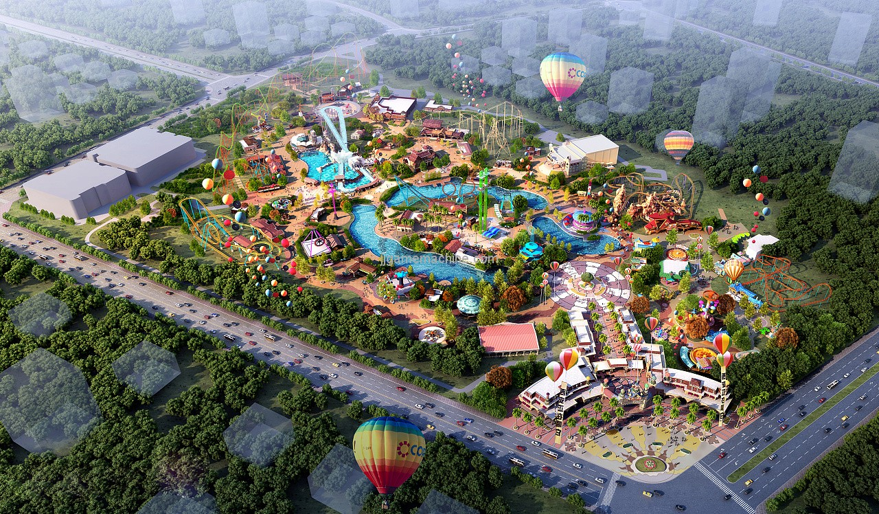 The 'experience' that should be emphasized in the planning and design of theme parks!