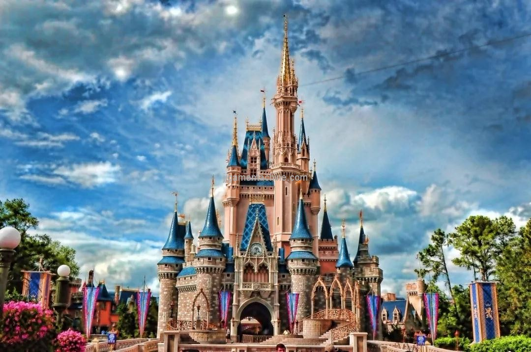 disney world theme parks