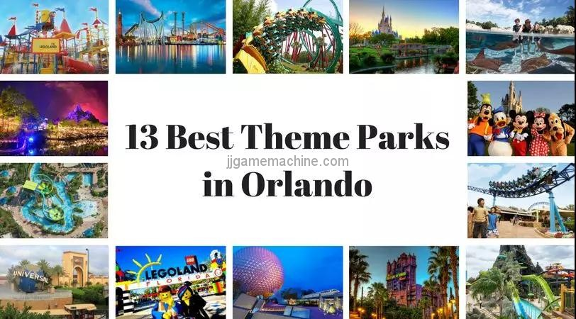 13 best theme park in orlando