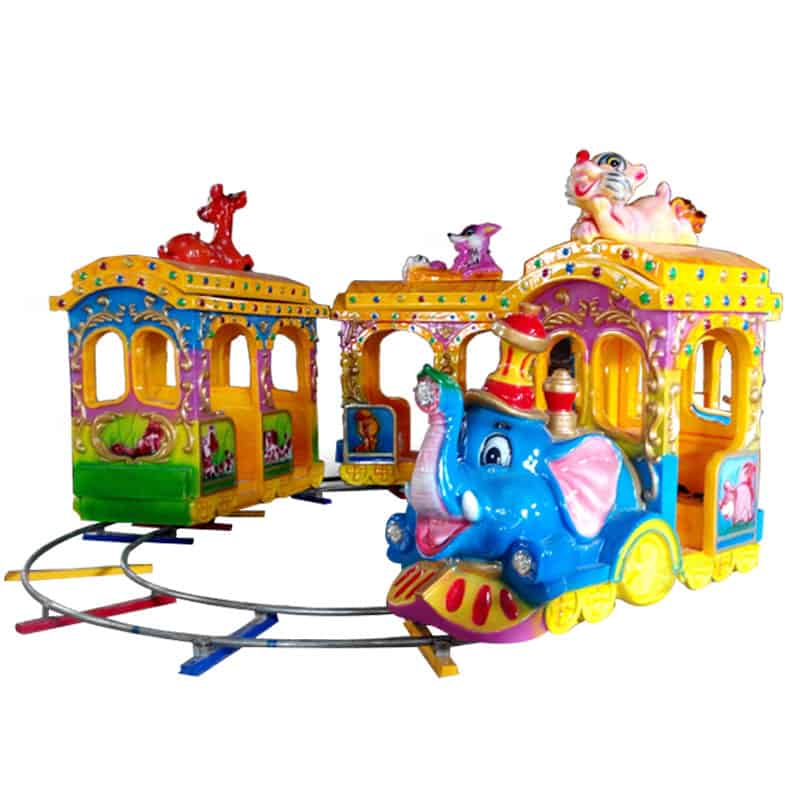 Elephant Track Train:Electric Rides
