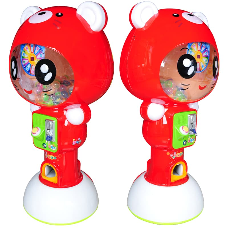 Naughty Capsule--toy vending machine plastic capsules