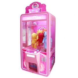Cowboy styles cut-cut rope toy vending machine