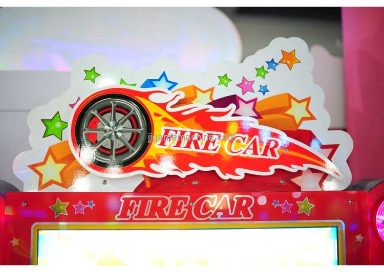 Fire Car:Kids Arcade Car Racing Games