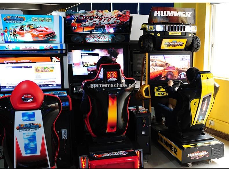 arcade simulator machine racer game video game simulator driving simulator equipment