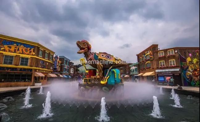 Changzhou Zhonghua Dinosaur Park