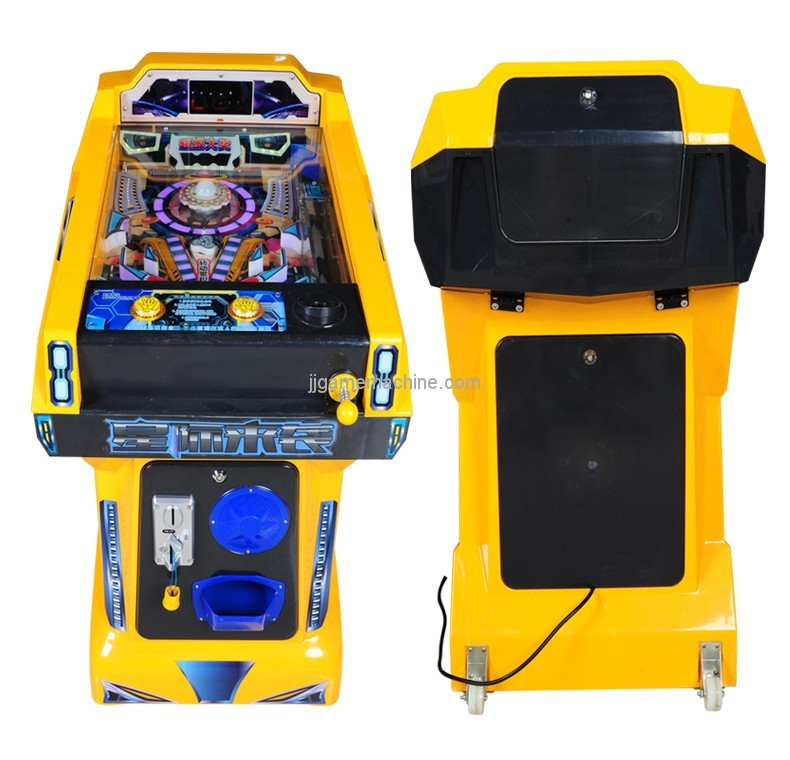 2018 newest product indoor arcade machine push ball coin-operated pinball machine