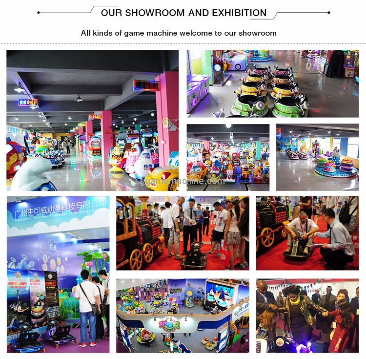 2018 new arrival amusement park ride rolling car 360 degree all-round rotating le bar car