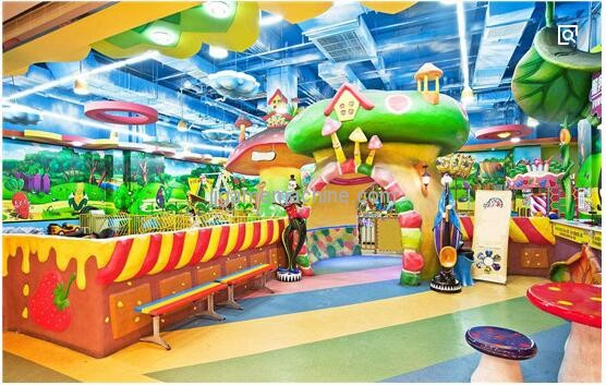 Methodological skills for small indoor children's parks