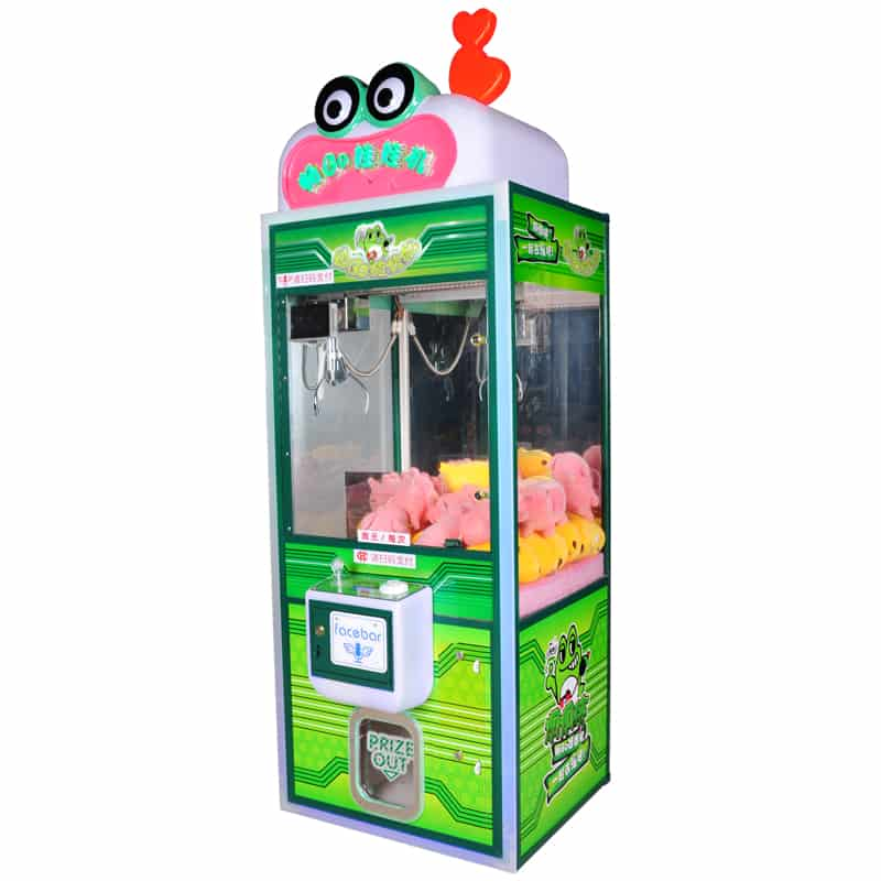 Chang GO vending toy machine