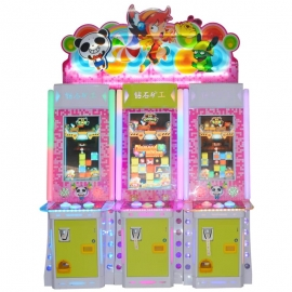 Diamond miners--lottery game machine for sale