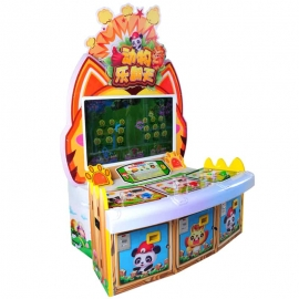 Animal Paradise redemption game machine