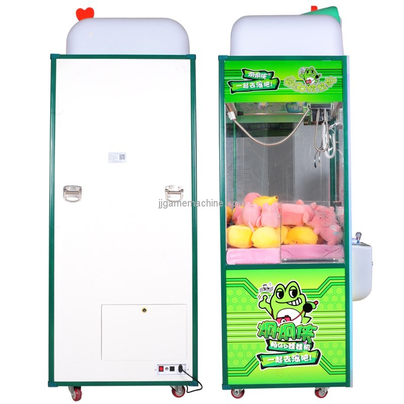 Hot sale cheap price CE approval catching doll vending machine toys crane machine