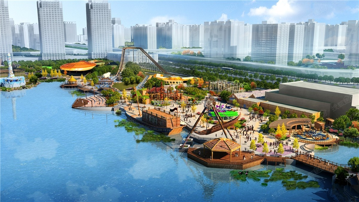 The market competition is getting hotter, why is it difficult to stop the expansion of theme parks?