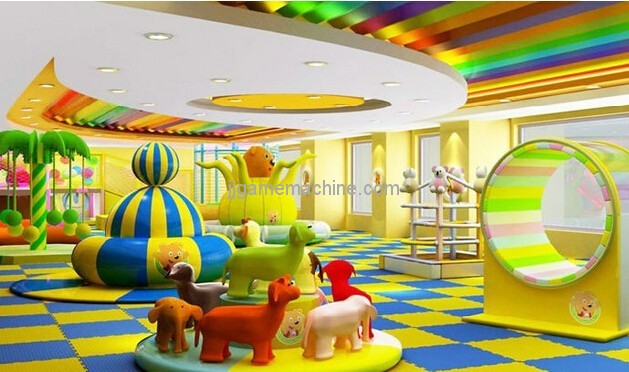 How to manage a good indoor naughty castle fun park?