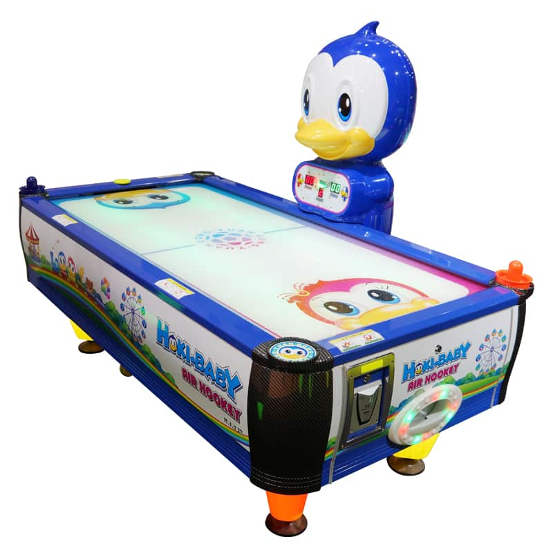 Cartoon Air Hockey Table Game Machine