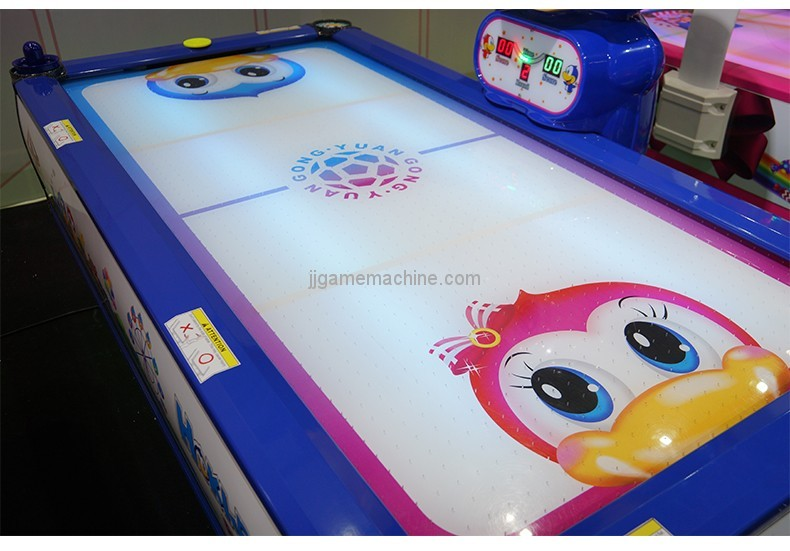 SQV indoor arcade equipment kids amusement machines coin operated air hockey table