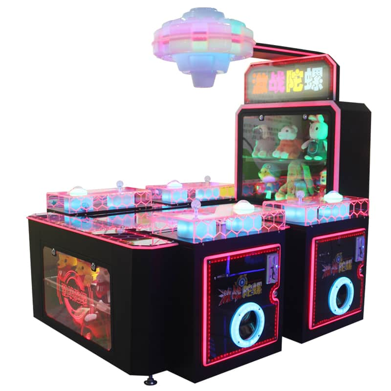 Gyroscope competition Arcade Table Game Machine