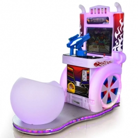 kids gun shooting/fishing/racing/running machine