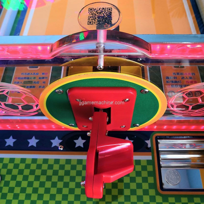 2019 New arrival Arcade equipment redemption game coin operated reward ticket lottery machine