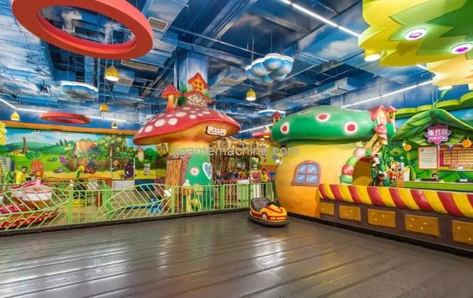 How to build a lean children's park management team?