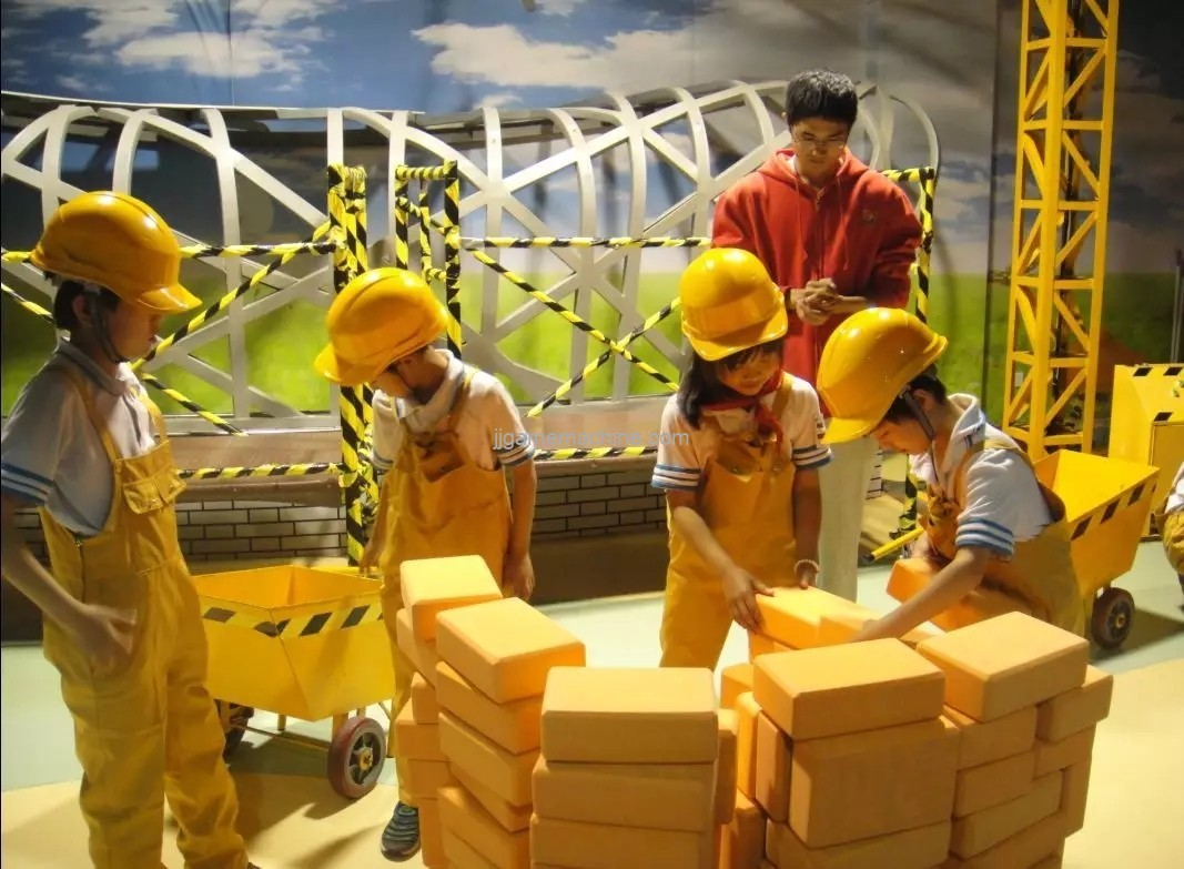 Learning | What can we learn from Kidzania, which is the same as Lego?