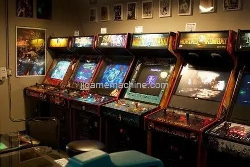 Slot machine → self-selling machine → doll machine... N eras of coin-operated entertainment