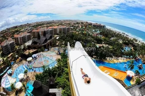 Beach Park, coordinates Brazil